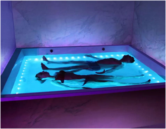 5 x One Hour Floating Session